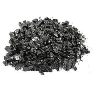 污水处理废柱状活性炭的电热再生